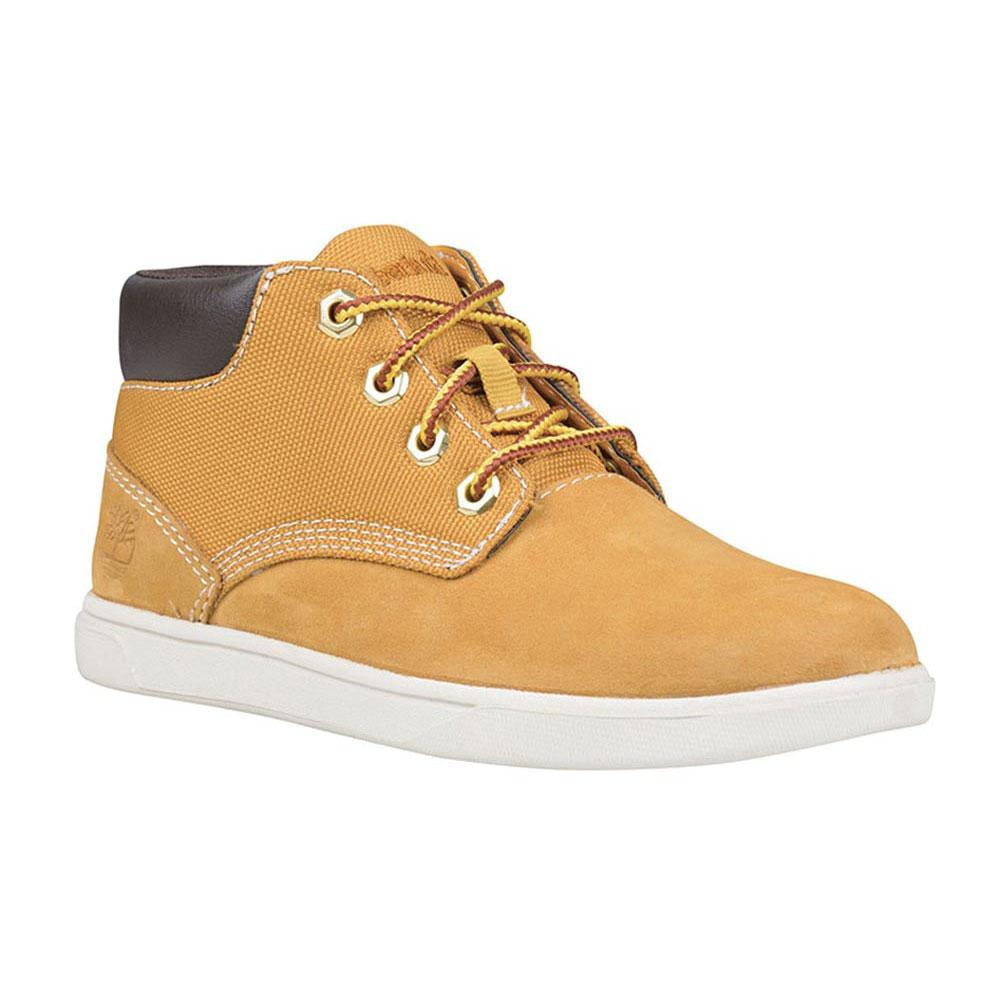 Timberland Chukka With Big Logo