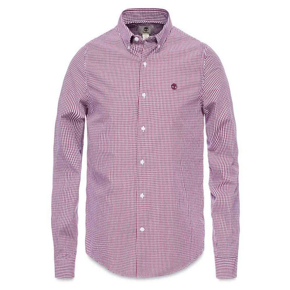 TIMBERLAND Ls Rattle River Gingham Poplin