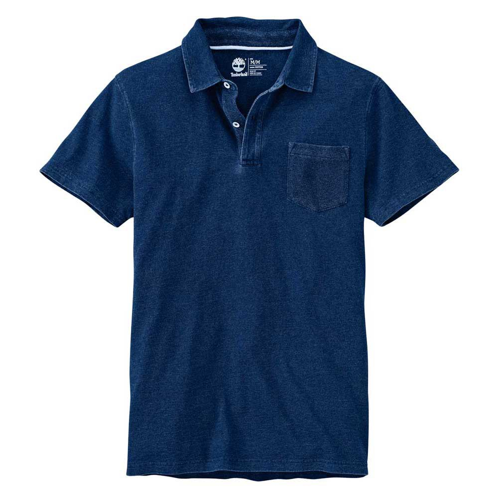 Timberland Ss Taunton River Solid Polo