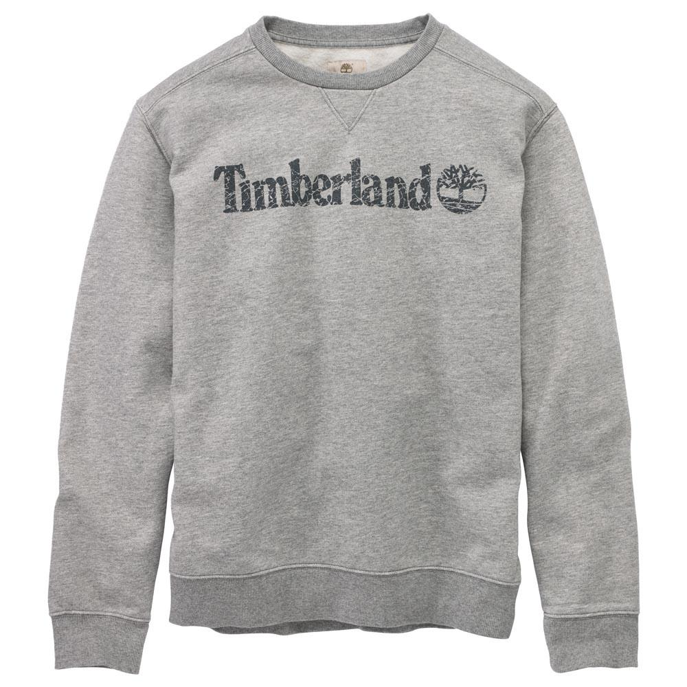 TIMBERLAND Oyster River Brushed Back Linear Crew