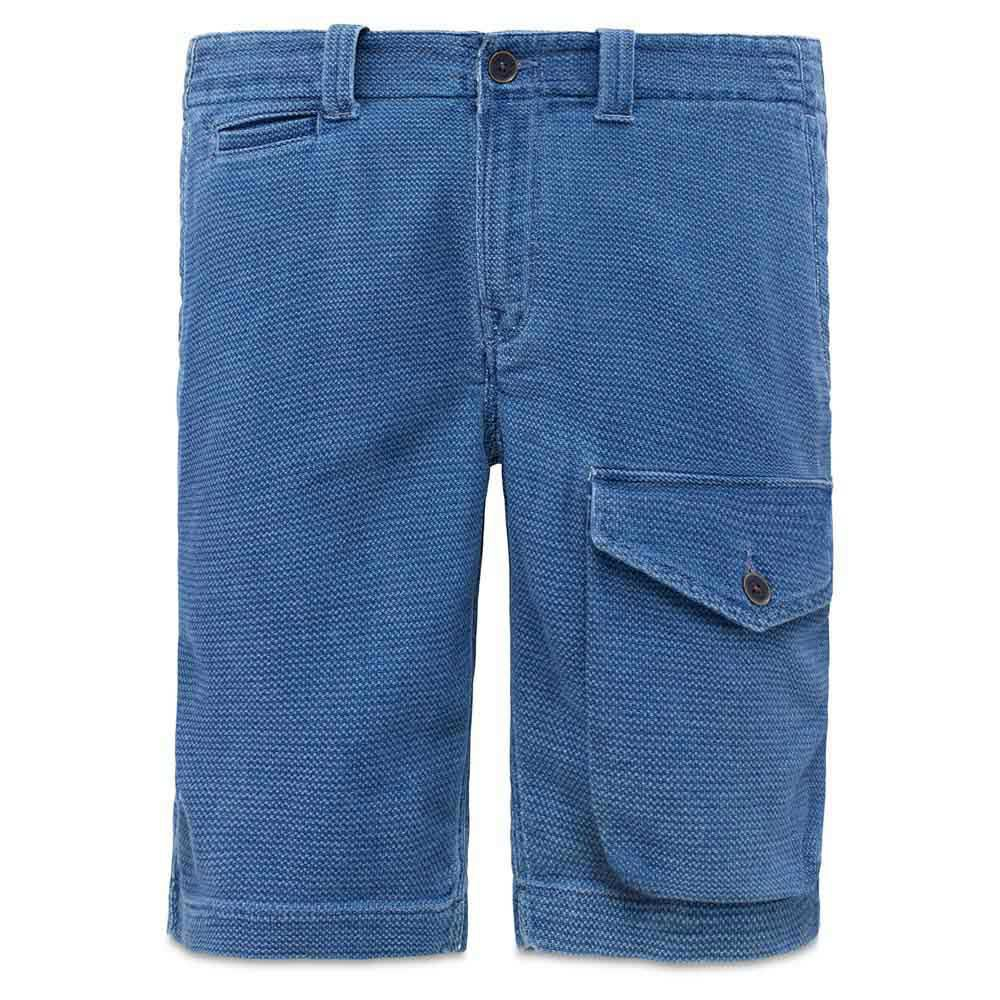 TIMBERLAND Squam Lake Indigo Canvas Workwear Cargo