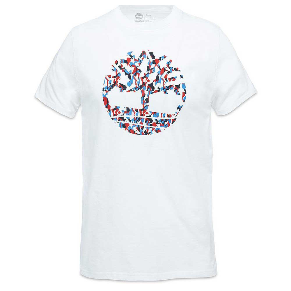 Timberland Ss Kennebec River Campo Tree Tee
