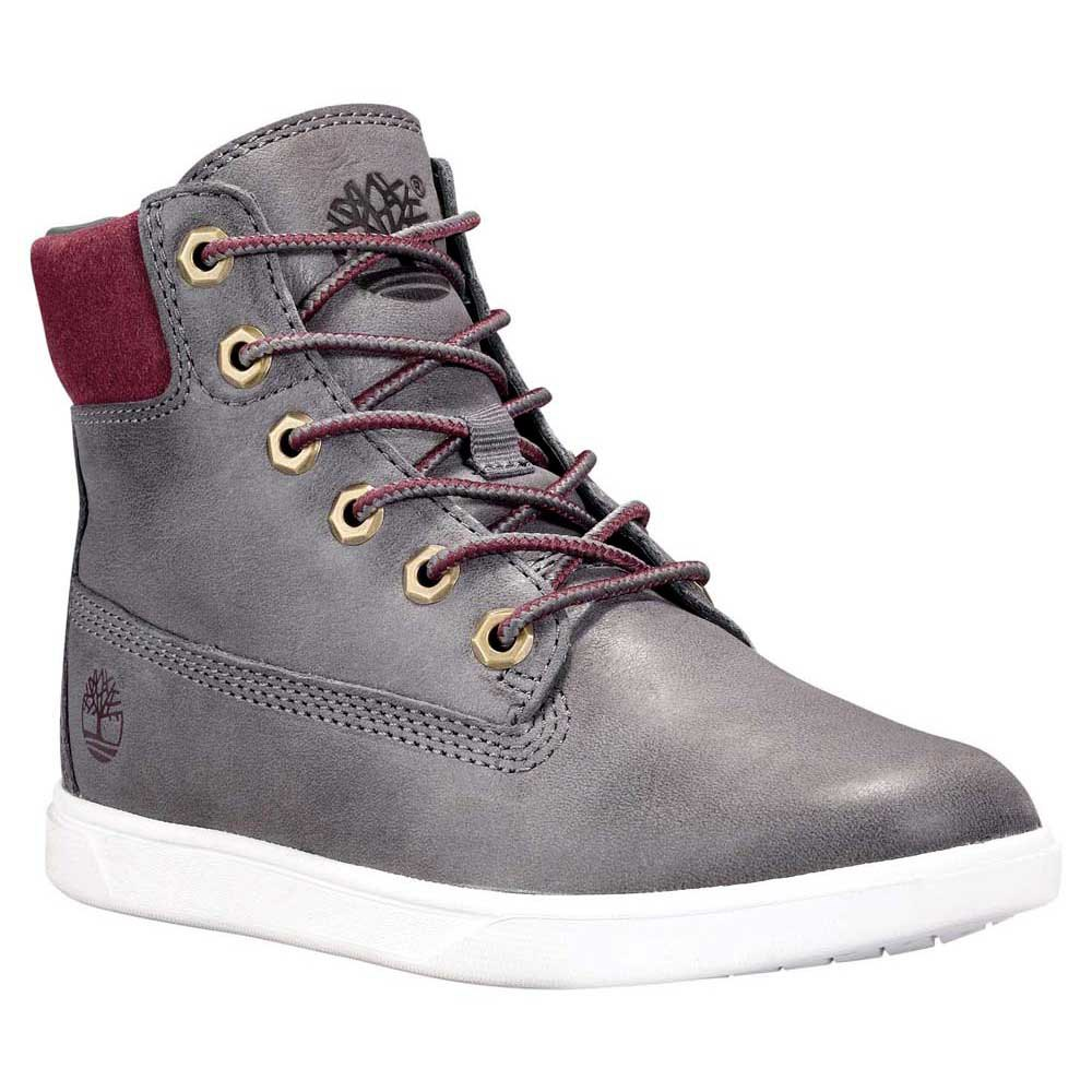 TIMBERLAND Groveton 6In Lace With Side Zip J