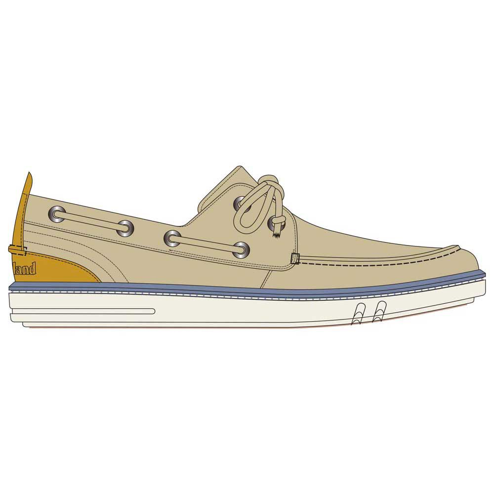 Timberland Hookset Handcrafted Canvas Boat Shoe