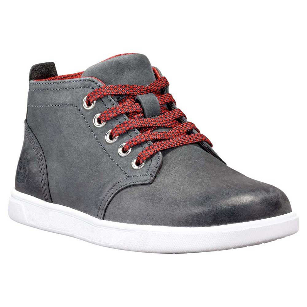 Timberland Groveton Leather Chukka With Side Zip J