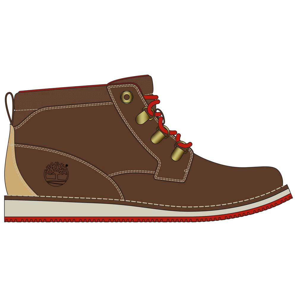 Timberland Rollinsford Plain Toe Lace Hiker With Side Zip J