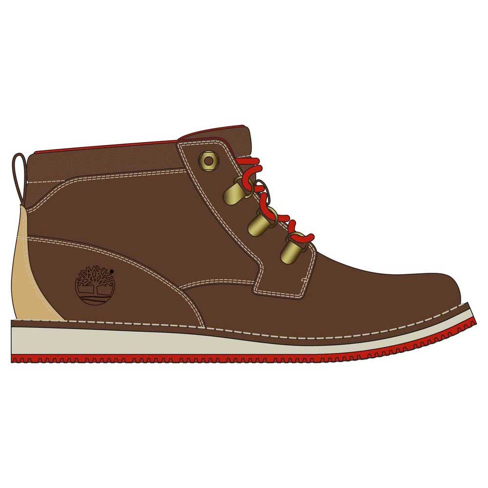 Timberland Rollinsford Plain Toe Lace Hiker With Side Zip