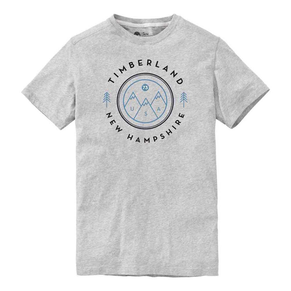 Timberland Ss Kennebec River Mountains Tee
