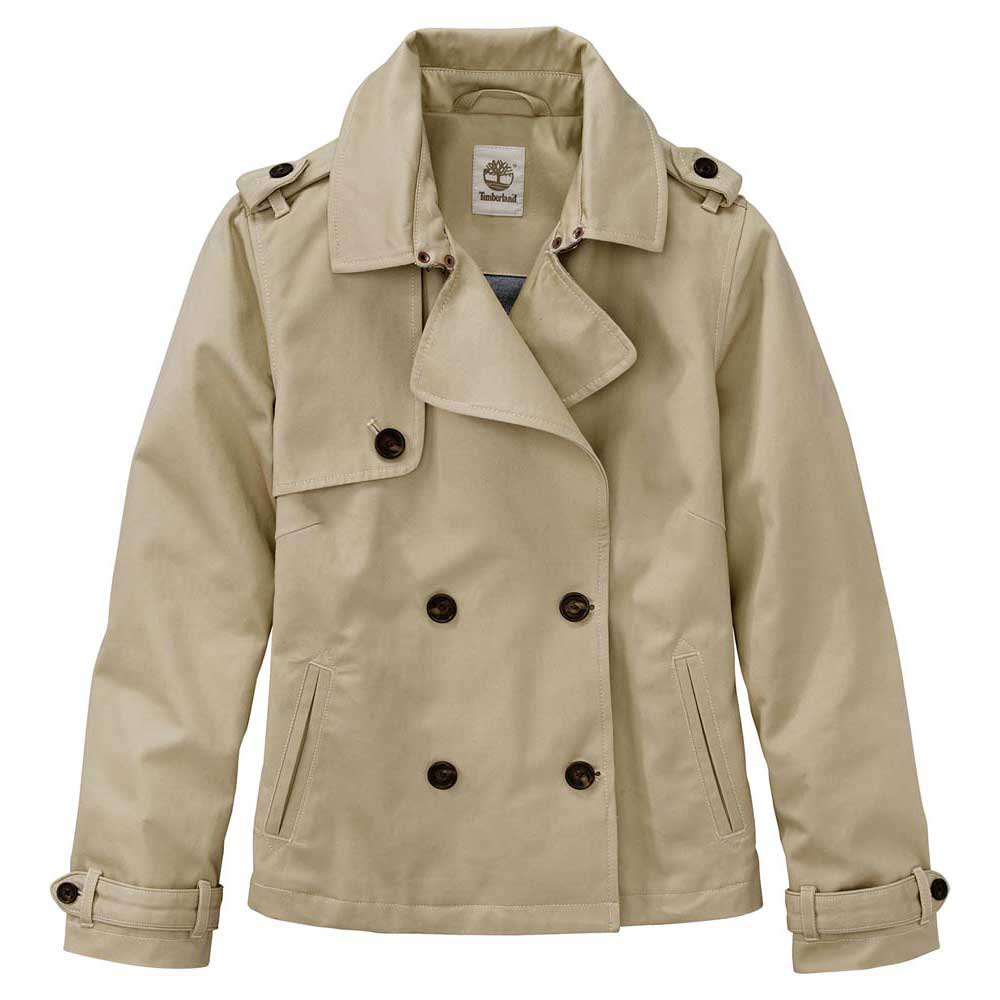 Timberland Tekoa Mtn Short Trench Better Jacket Coat