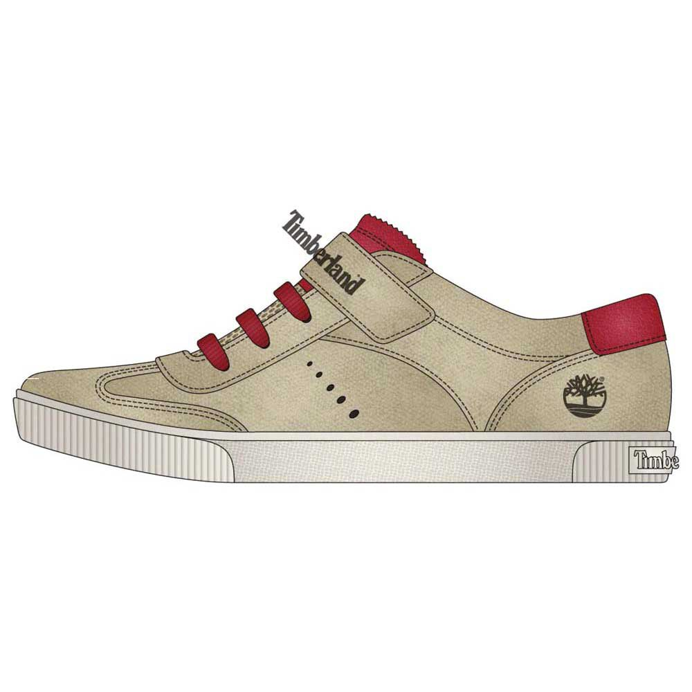 Timberland Slim Cupsole Camp Oxford Bungee Strap Y