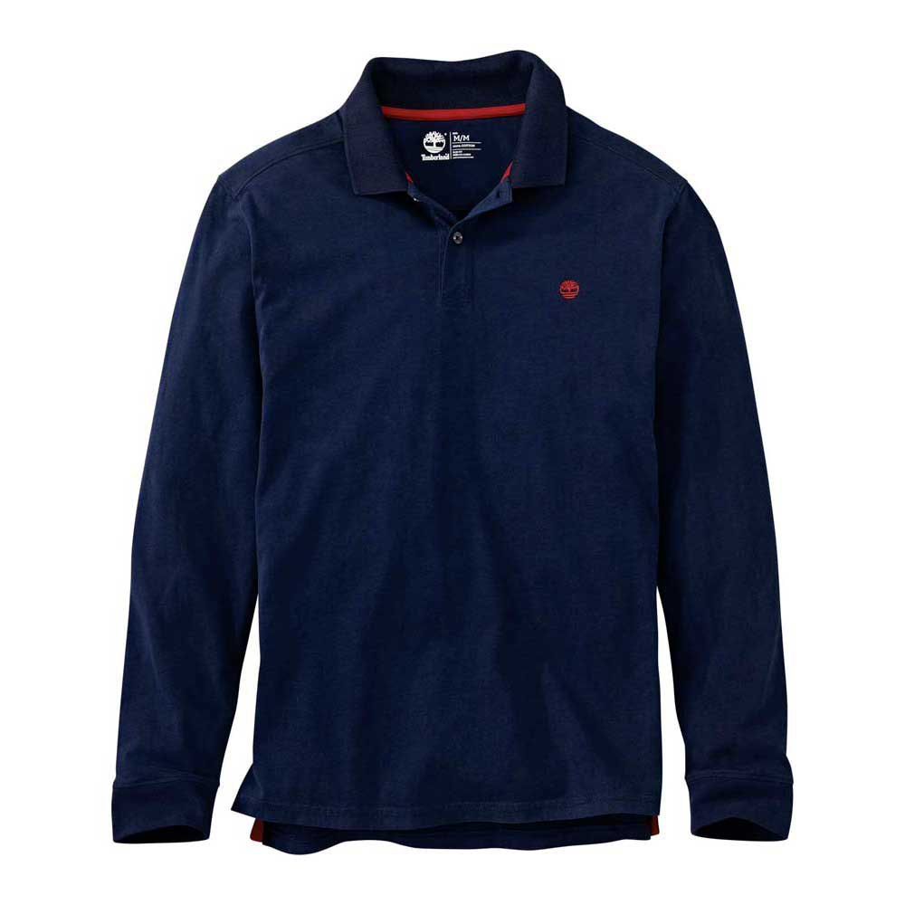 Timberland Ls Kennebec River Brushed Polo