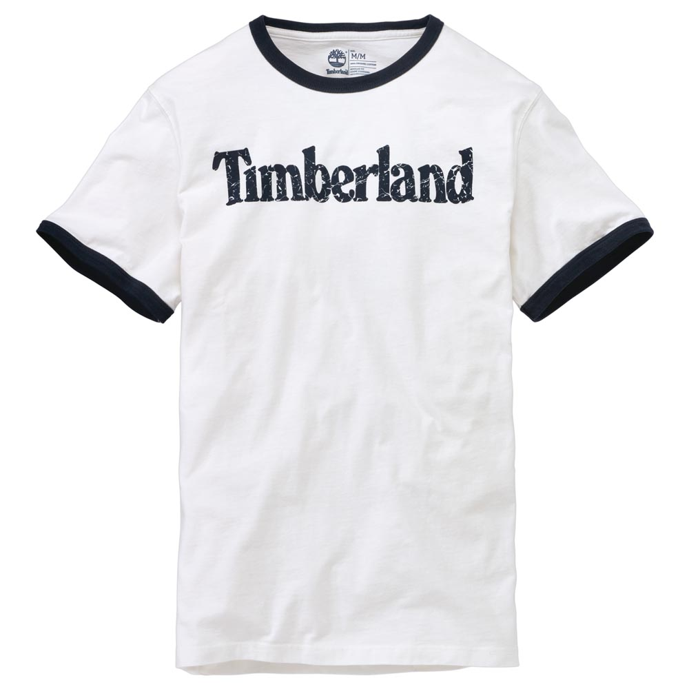 Timberland Ss Linear Logo R