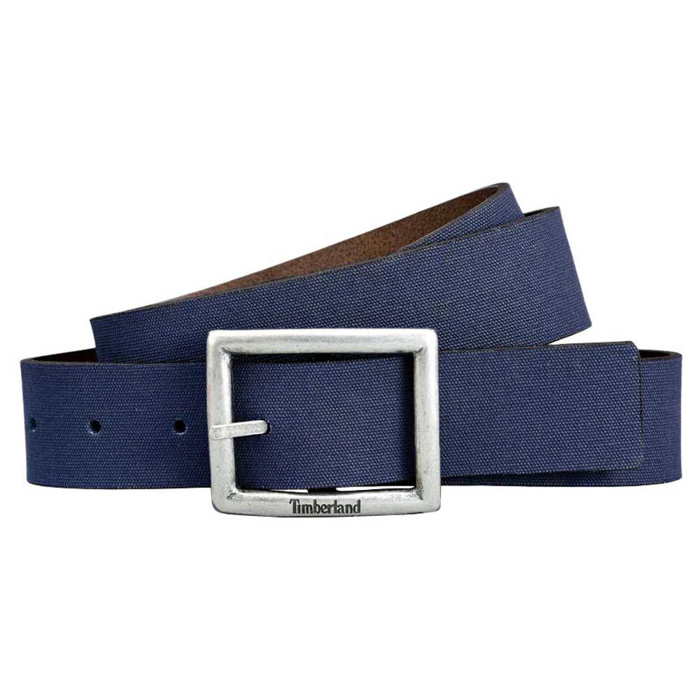 Timberland Reversible Canvas Leather Belt