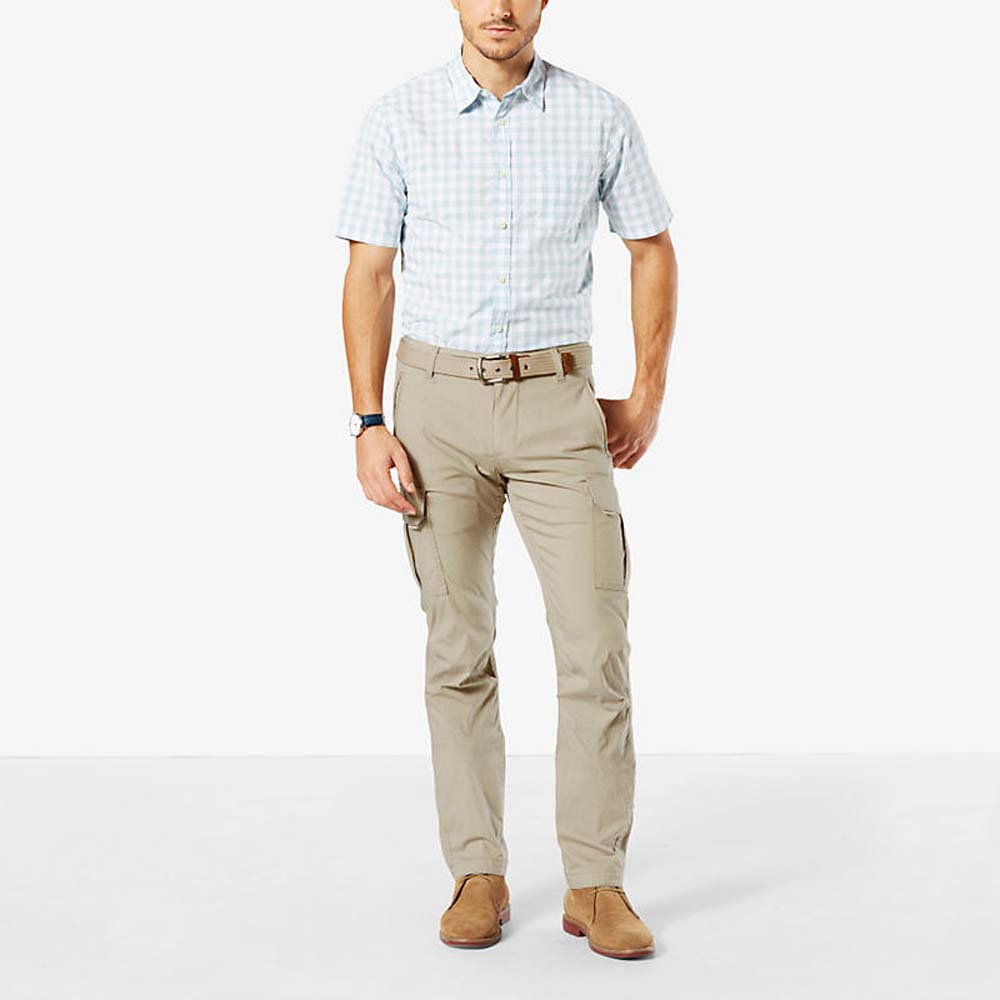 Dockers Alpha Cargo Slim Tapered L32