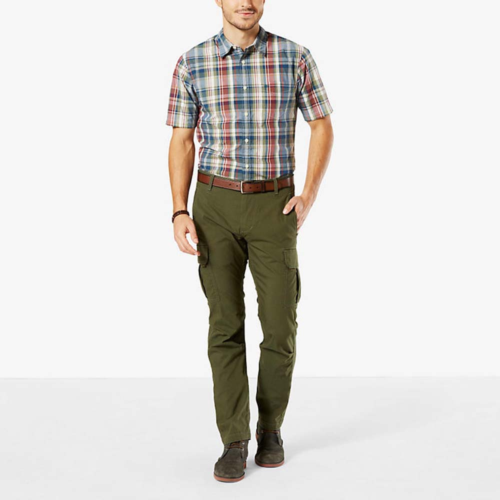 Dockers Alpha Cargo Slim Tapered L34