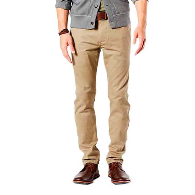 Dockers Alpha Khaki Skinny Tapered L32