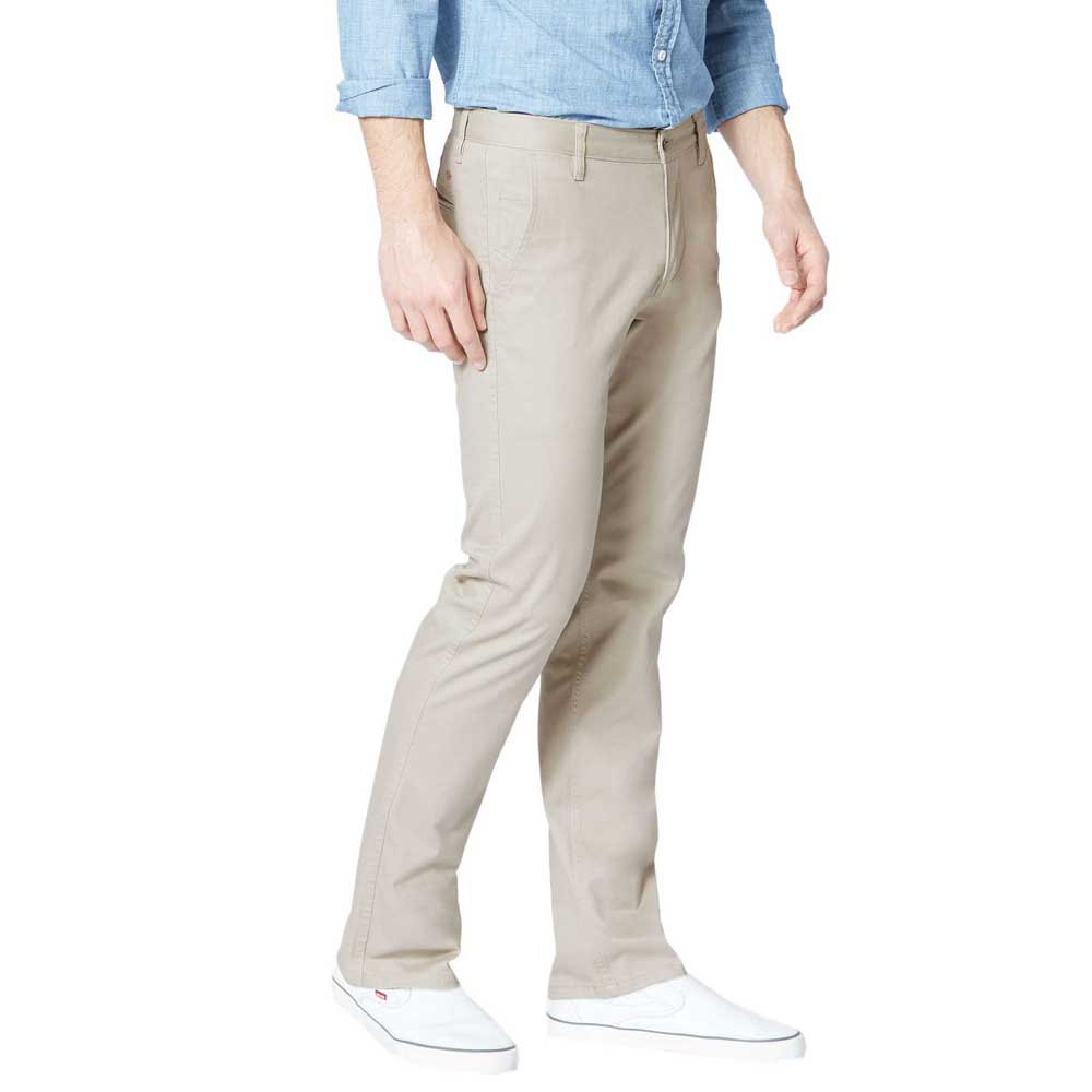 Dockers Alpha Khaki Slim Tapered L28