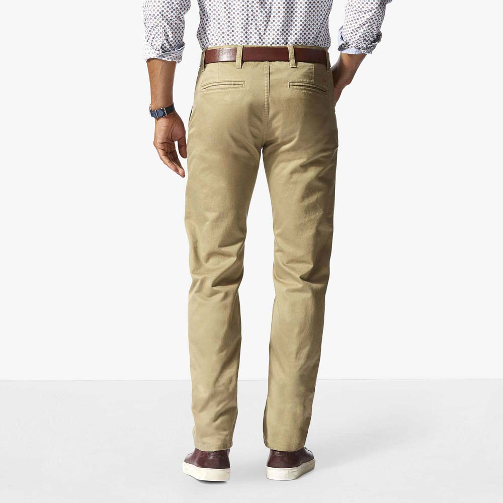 Pantalons Dockers Alpha Khaki Slim Tapered L30