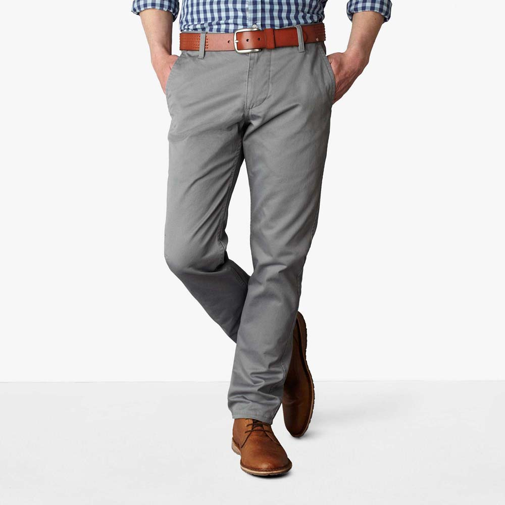 Dockers Alpha Khaki Slim Tapered L34