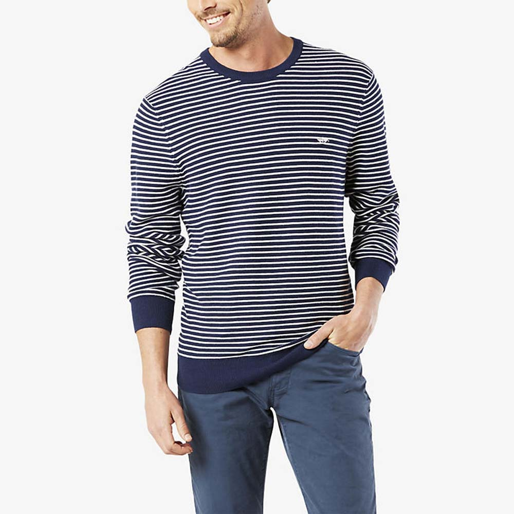 Dockers Cotton Crewneck Sweater