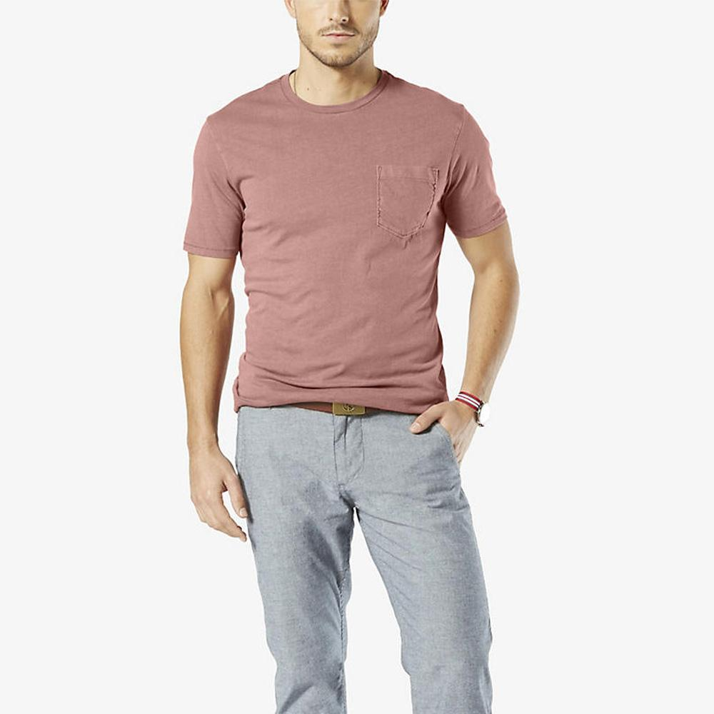 Dockers Garment Dyed Tee Slim Fit