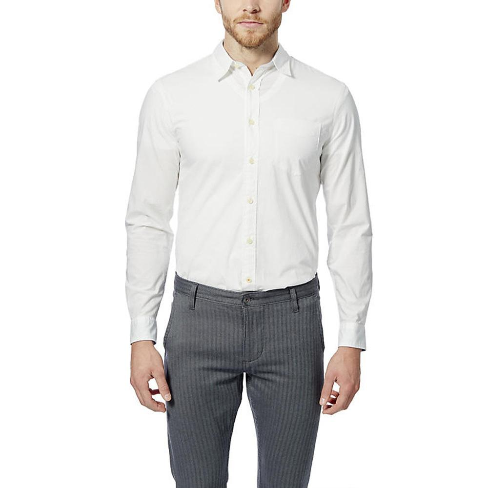 Dockers Laundered Poplin Shirt Slim Fit Ls