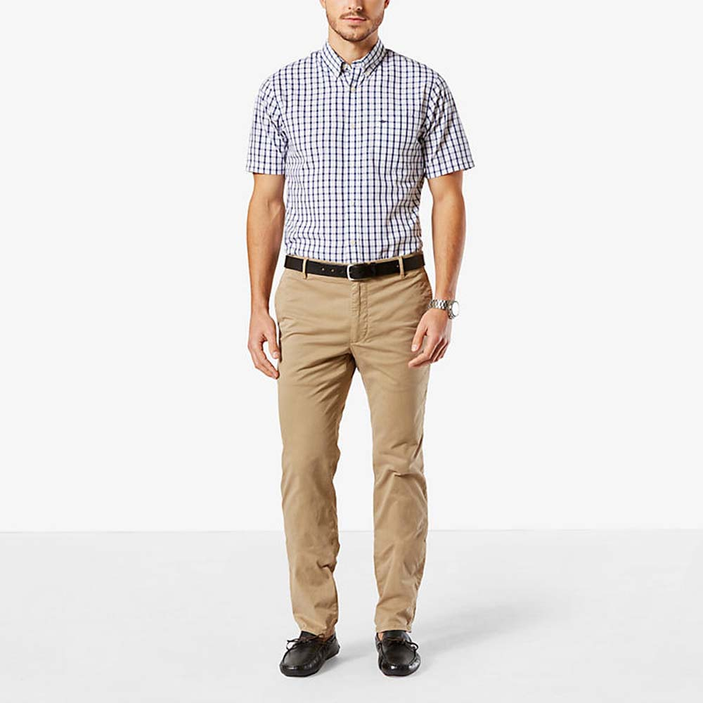 Dockers Marina Khaki Slim Tapered L30