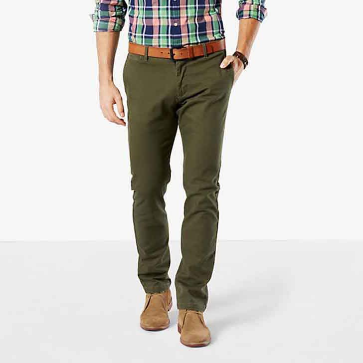 Dockers Pacific Washed Khaki Slim Tapered L30