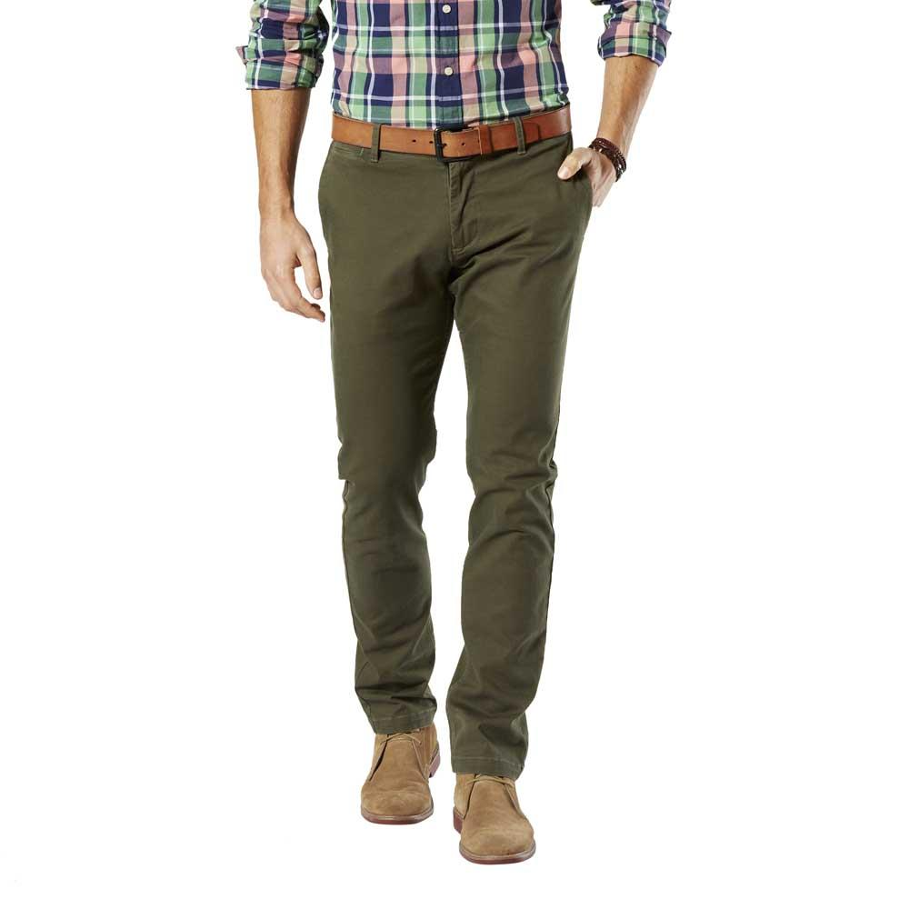 Dockers Pacific Washed Khaki Slim Tapered L36