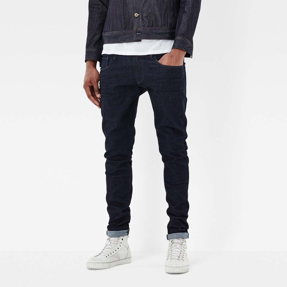 Gstar 3301 Deconstructed Super Slim Colour Jeans L26