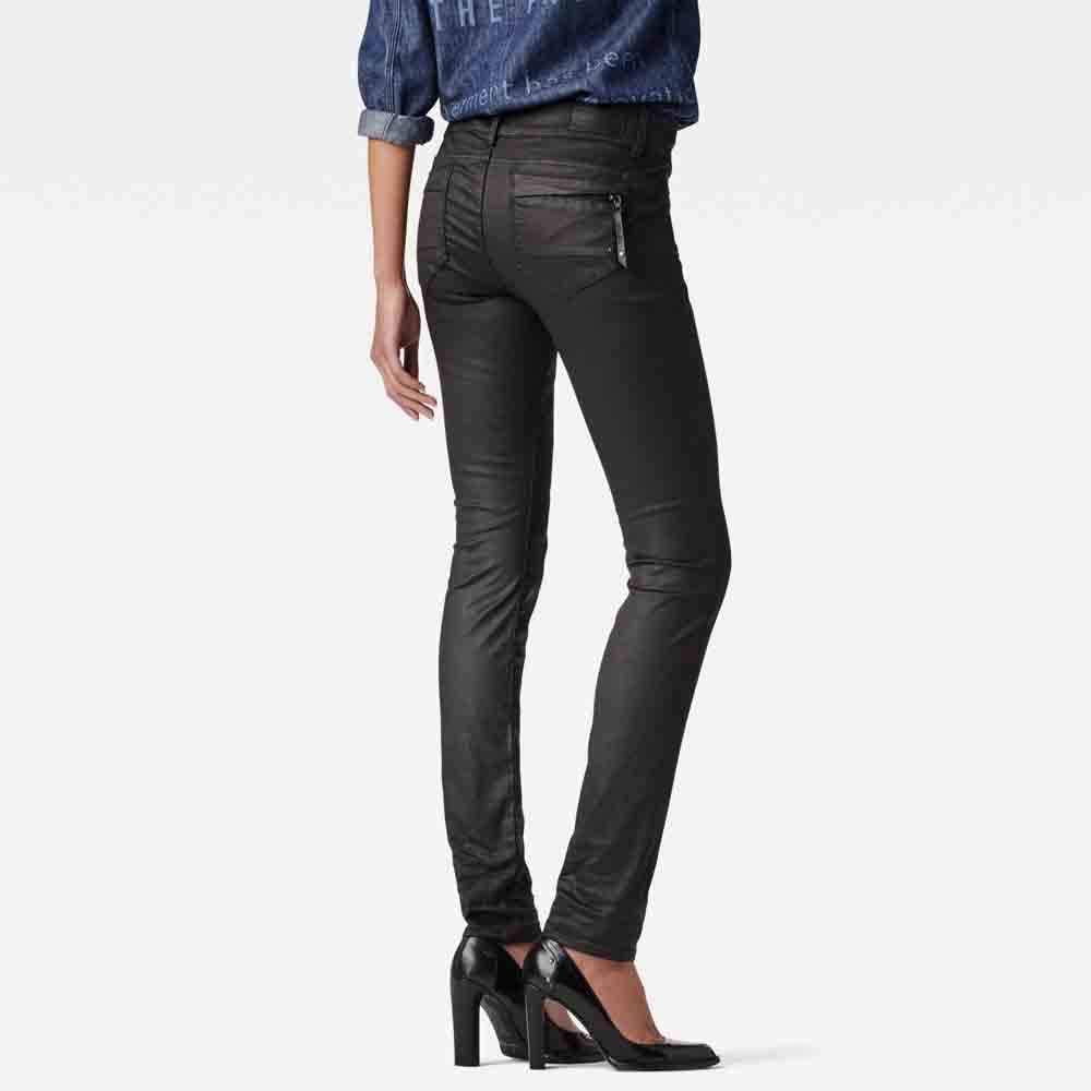 jeans g star midge cody mid skinny l34 dressinn france. Black Bedroom Furniture Sets. Home Design Ideas