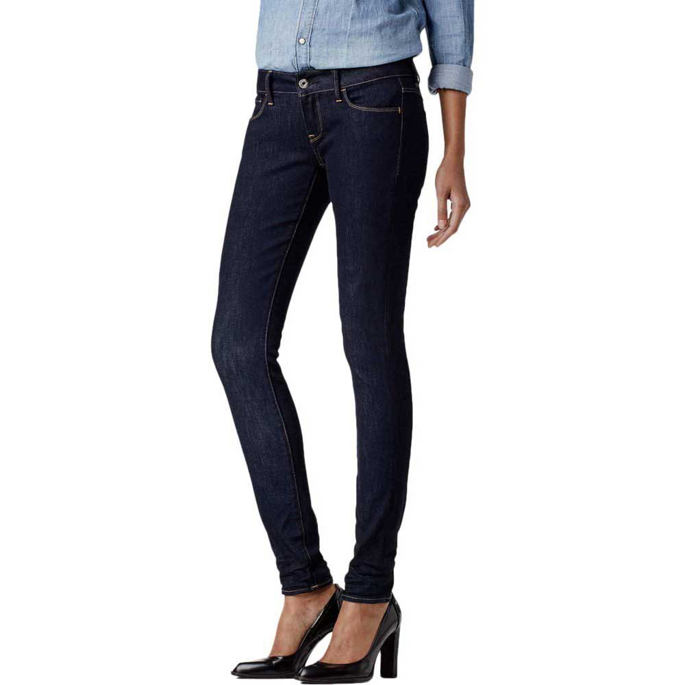 G-star 3301 Deconstructed Low Skinny L28