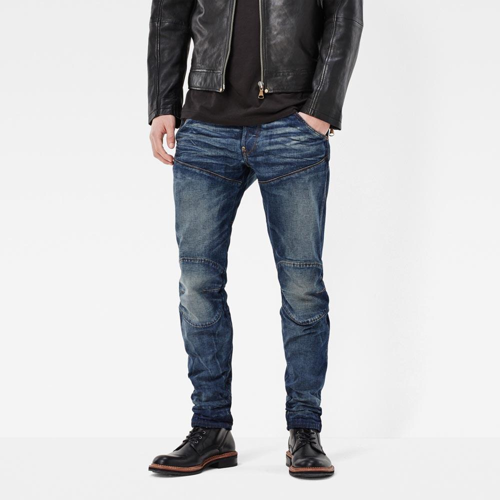 Gstar Raw Essentials 5620 3D Tapered L34