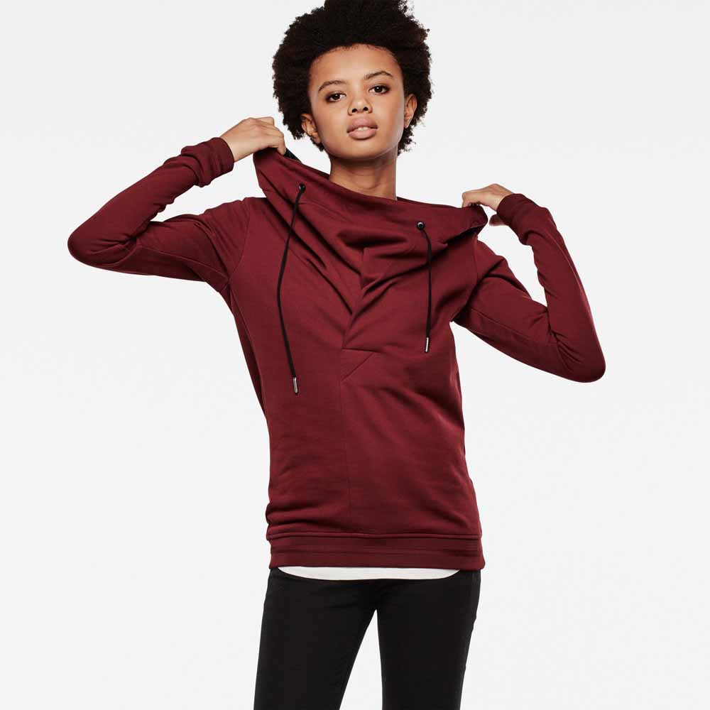 G-star Hika Slim Drapey Hooded Sweat