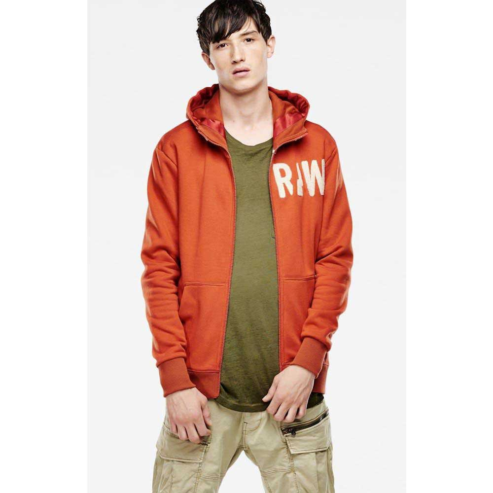 Gstar Grount Hooded Vest Sweat