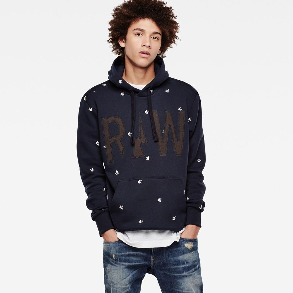 G-star G Asteriks Hooded Sweat