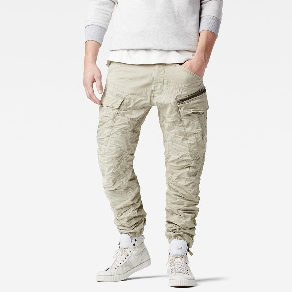 Gstar Rovic Zip 3D Tapered Pants L28
