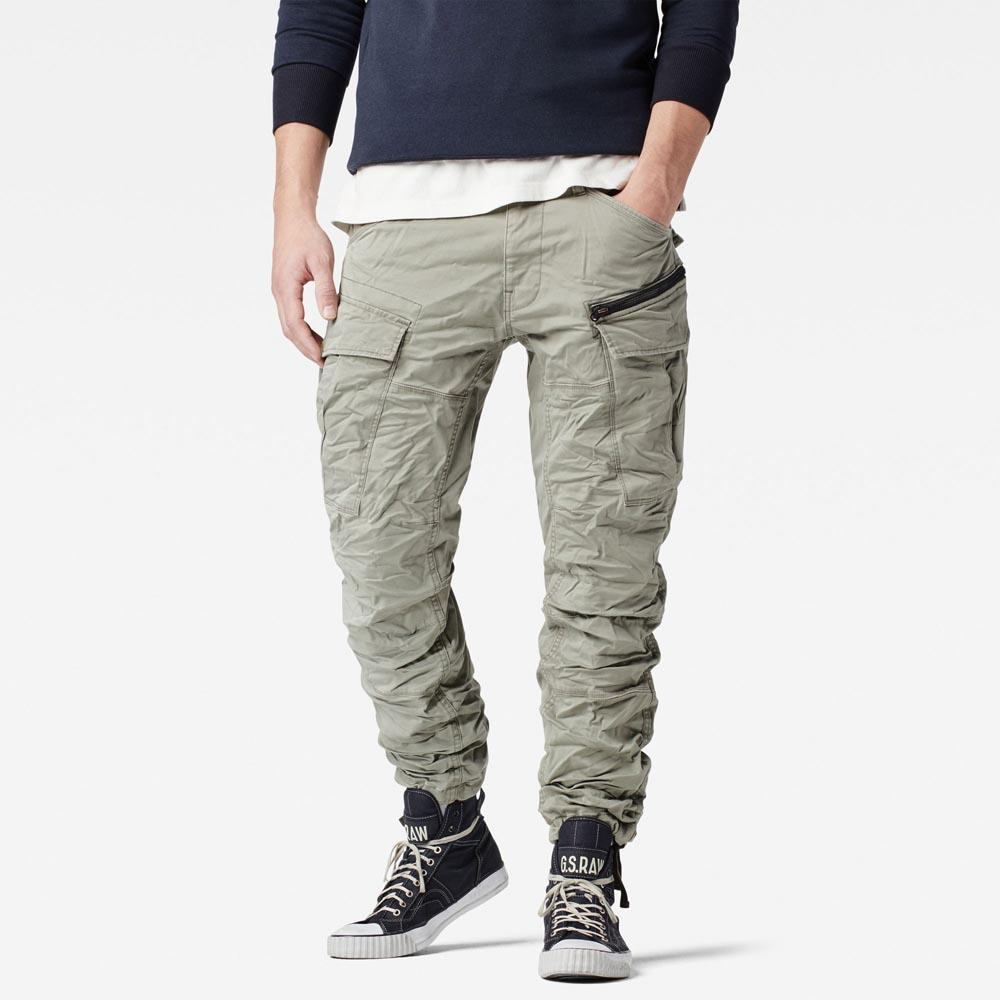 Gstar Rovic Zip 3D Tapered Pants L36