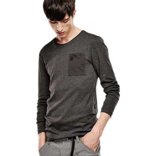 Gstar Mazuren Pocket Slim T Shirt L/S