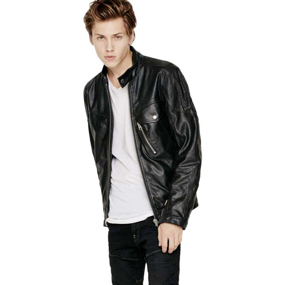 Gstar Revend Leather Jacket