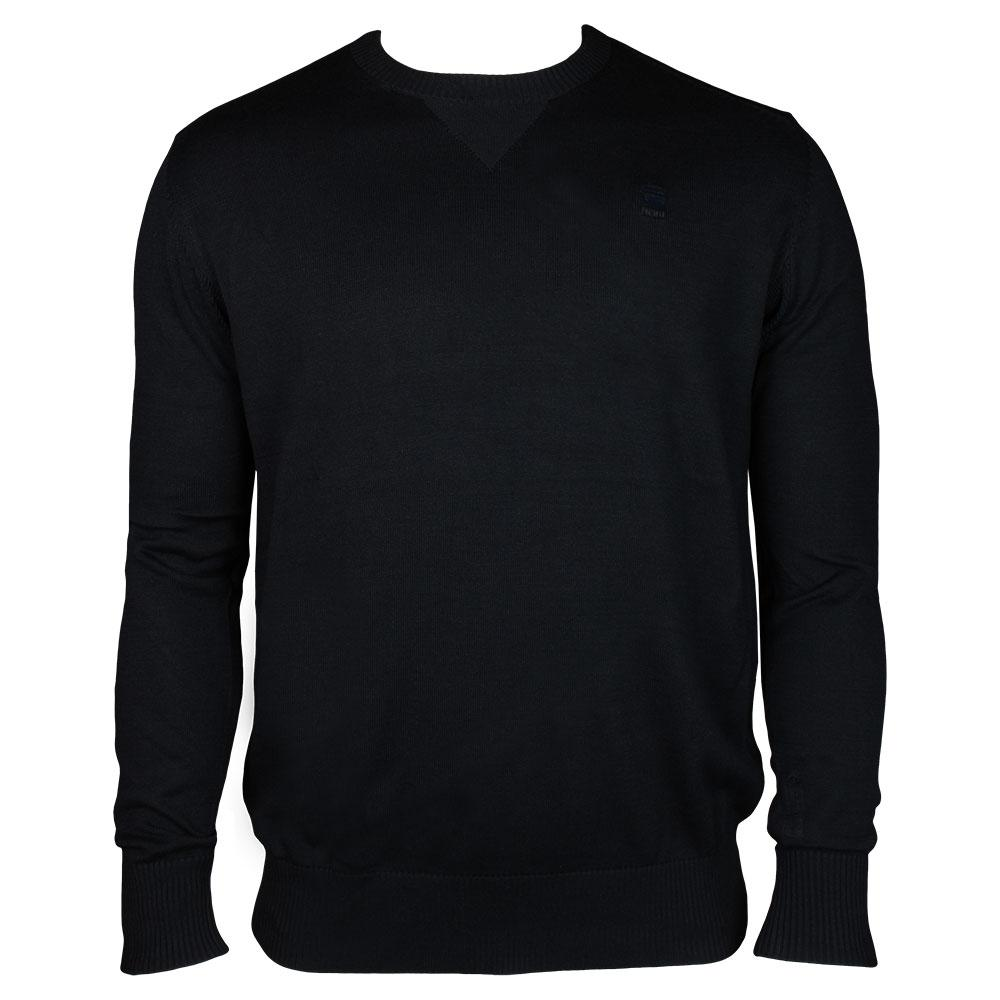 G-star Core Round Knit L/S