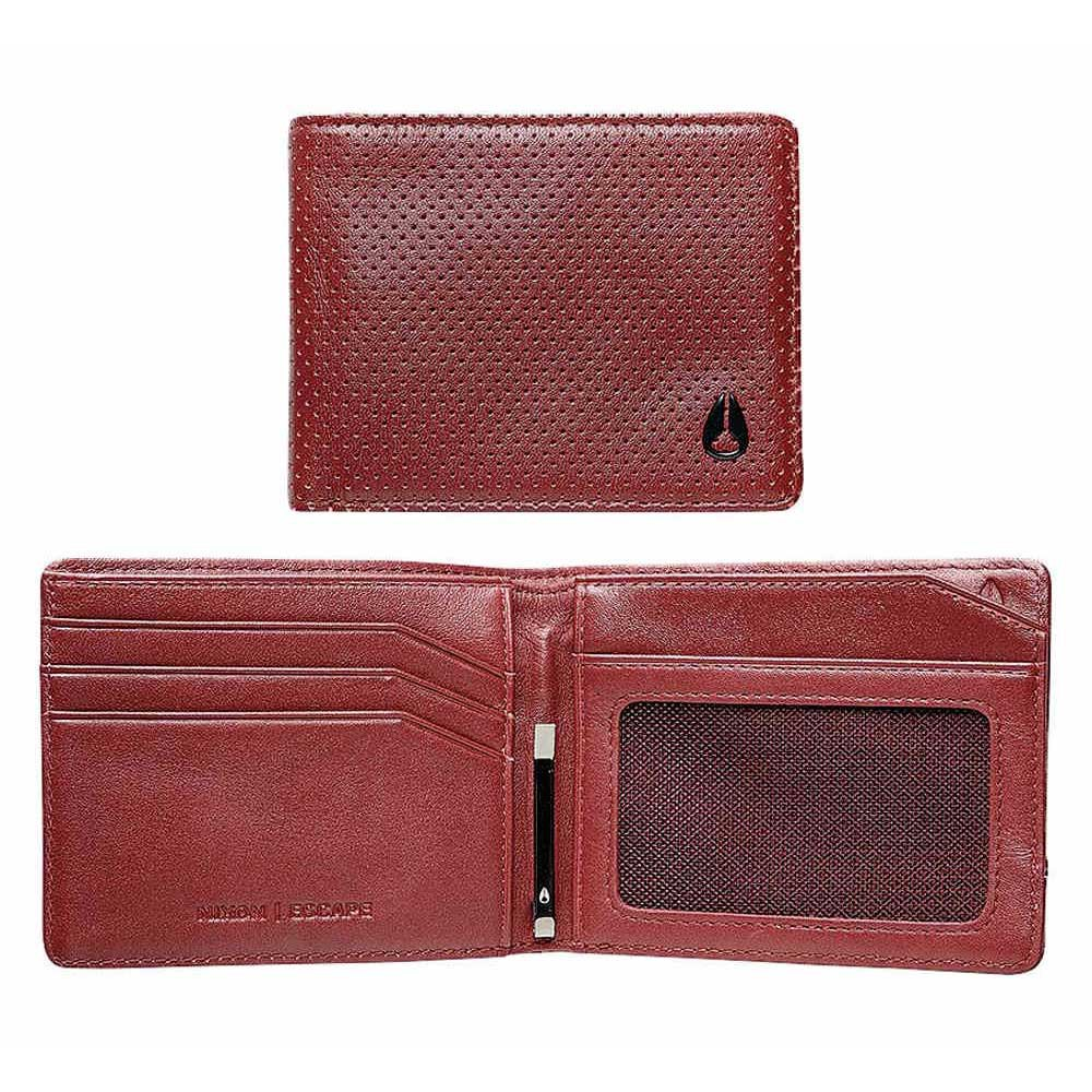 Nixon Escape Bi Fold Clip Wallet