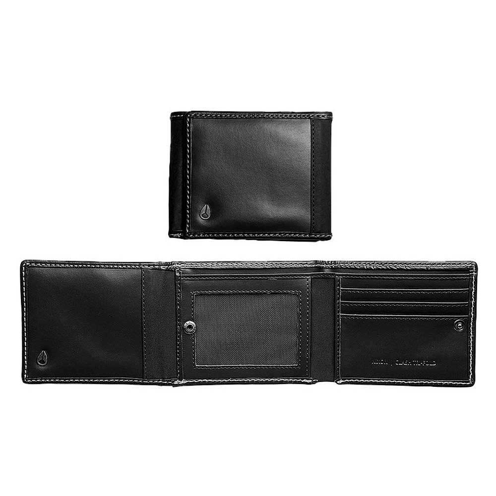 Nixon Clash Big Bill Tri Fold Wallet