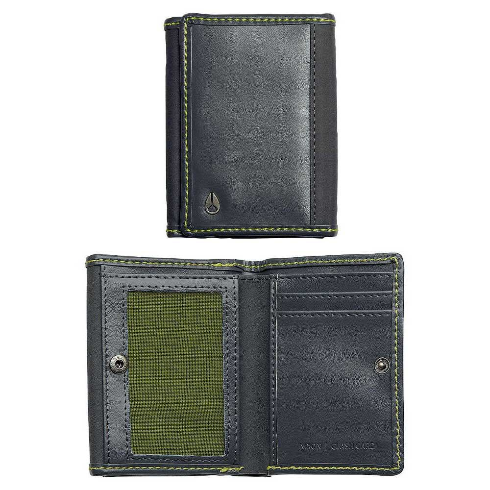 Nixon Clash Card Wallet