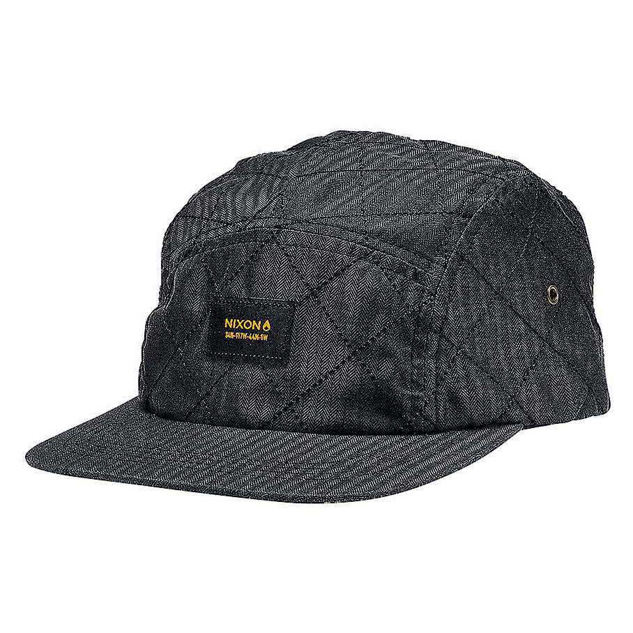 Nixon Lowtide Quilted Strap Back Hat