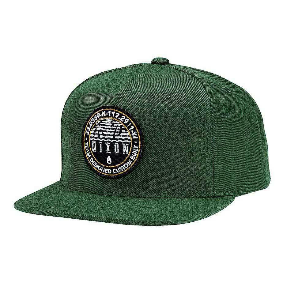 Nixon Sea Breeze Snapback Hat