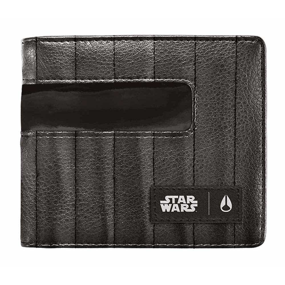 Nixon Showout Leather Wallet Star Wars