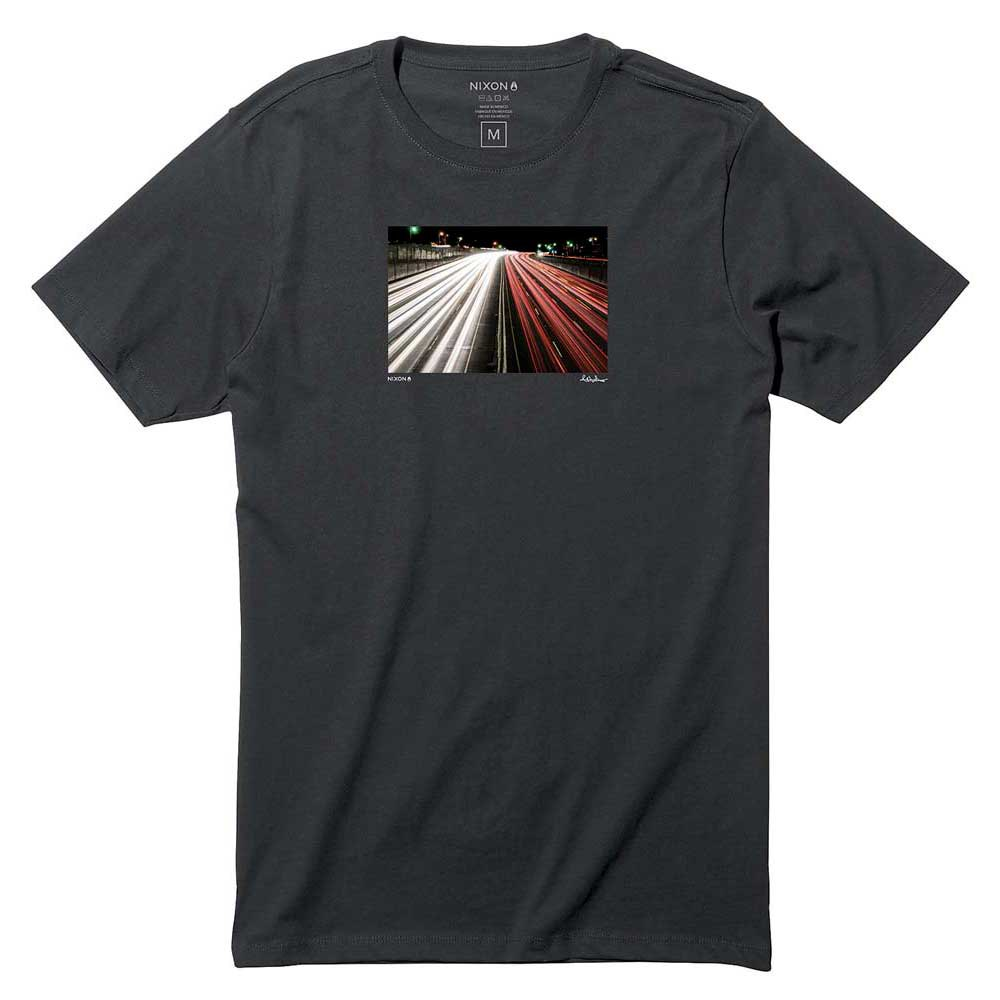 Nixon Night Life Ss Tee