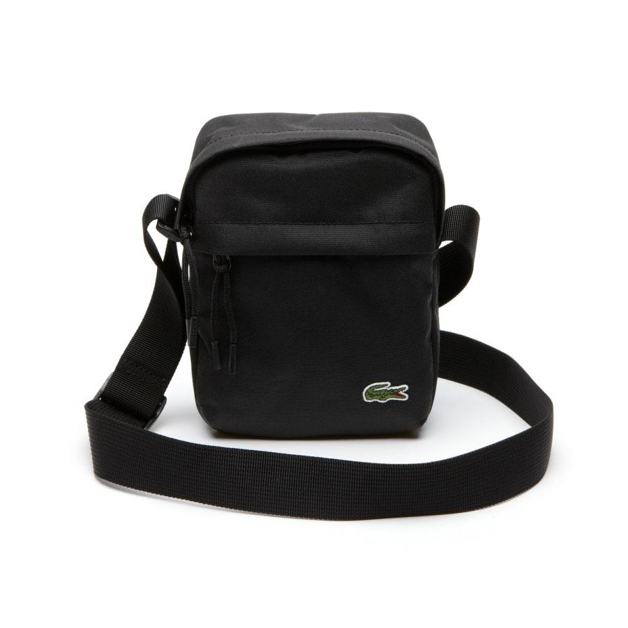 Lacoste Vertical Camera Bag Canvas