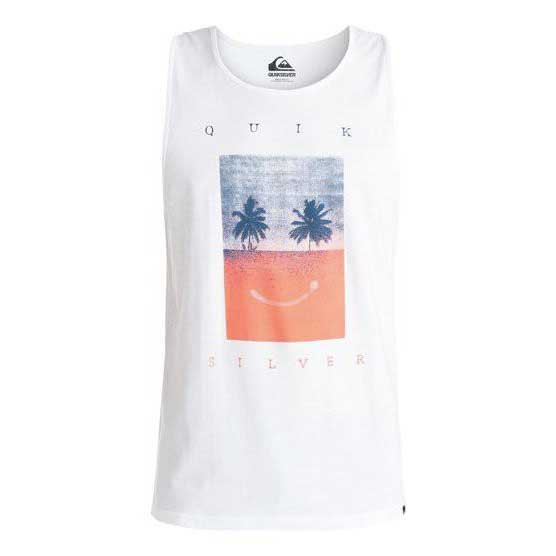 Quiksilver Classic Sad Is Better Tank